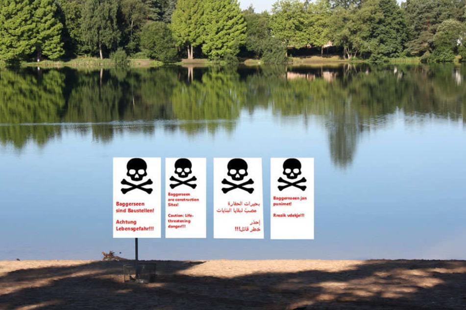Der Habichtsee in Paderborn wurde einem 50-Jährigen im Jahr 2013 zum Verhängnis.