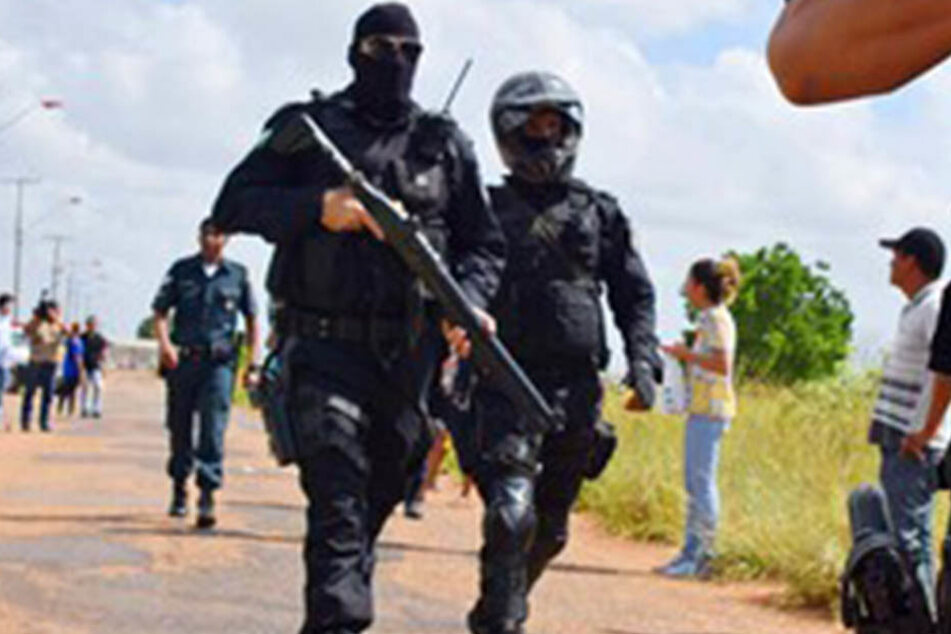 Bei einer Häftlingsrevolte in Brasilien starben mehr als 30 Menschen.