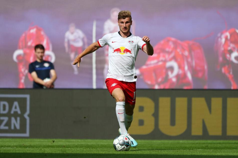 Timo Werner verlängert überraschend doch bis Ende Juni 2023 in Leipzig.