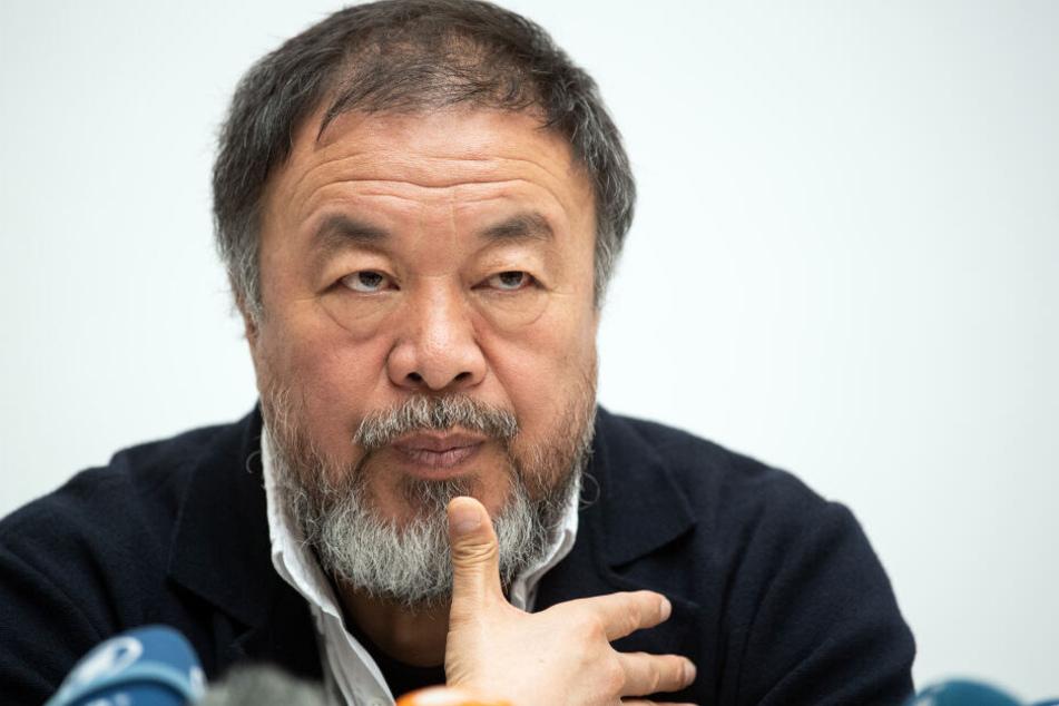 Der chinesischen Künstler Ai Weiwei (62) wurde aus dem Haus der Kunst verwiesen.