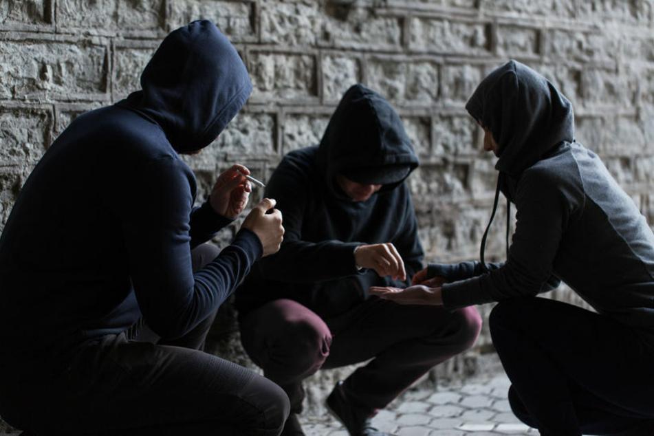 Die Drogendelikte nahmen in Brandenburg zu. (Symbolbild)