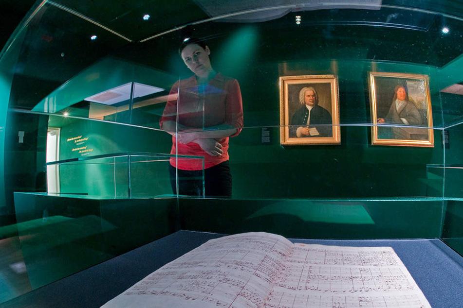 Zur Museumsnacht bekommen die Besucher auch mal Dinge zu sehen, die sonst im Verborgenen bleiben.