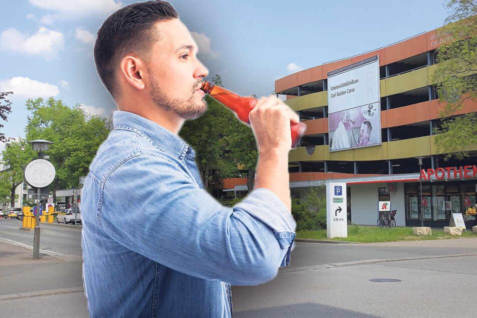 Trinken im Dienste der Wissenschaft: Uniklinik sucht Alkohol-Liebhaber