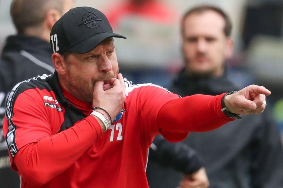 SCP-Trainer Steffen Baumgart machte Ben Zolinksi zur echten Spitze.