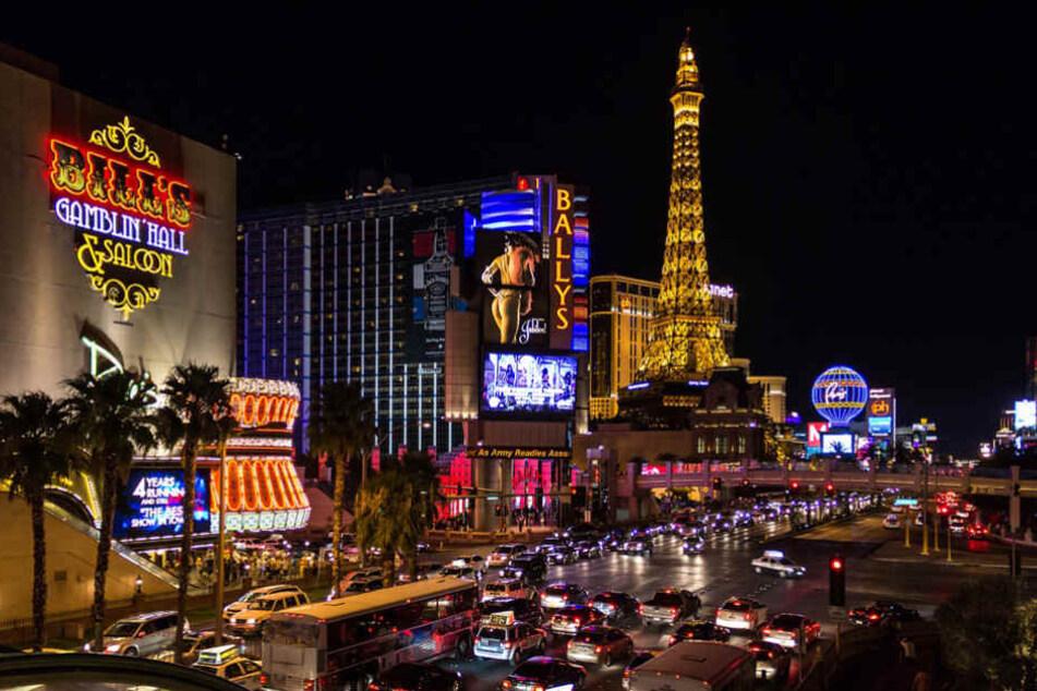 Ein Mekka für Glücksspiel-Liebhaber: Las Vegas. Doch auch in Deutschland sind Spielautomaten längst angekommen.