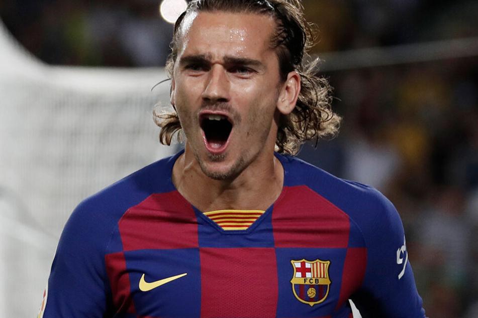 Nach Transfer von Griezmann: Mini-Strafe für den FC Barcelona!