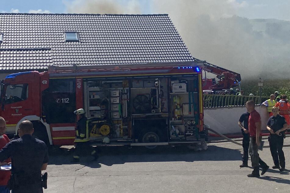 Bei der rätselhaften Reihe von Vorfällen im Zusammenhang mit einer Hausexplosion in Rohrbach wartet man noch auf einen DNA-Abgleich.