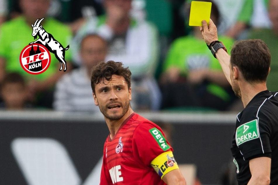 """Vor Magdeburg: """"Gelbe Gefahr"""" beim 1. FC Köln"""