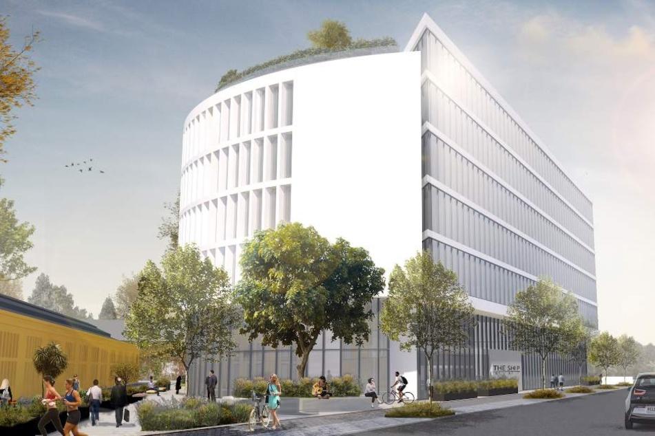 In Köln soll das digitalste Bürogebäude Deutschlands entstehen
