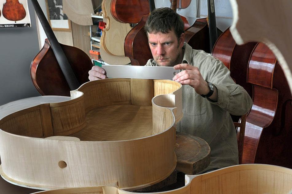 Instrumentenbau ist im Vogtland Tradition.