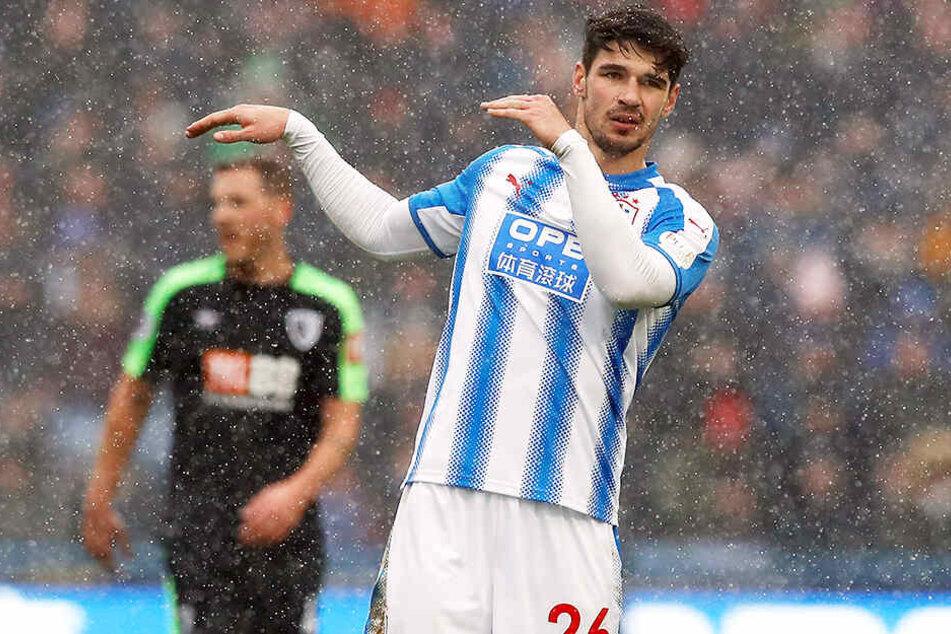 Auch die Anweisungen von Ex-Löwe Christopher Schindler konnten Huddersfield Town nicht in der englischen Eliteklasse halten.