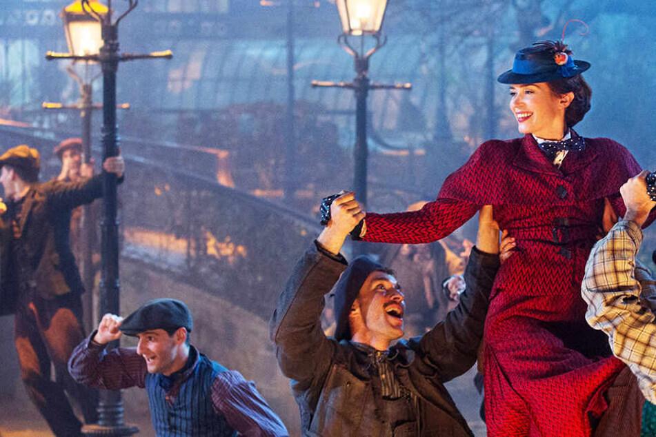 """Weihnachtsfilm für die ganze Familie? So ist """"Mary Poppins Rückkehr"""" von Disney!"""