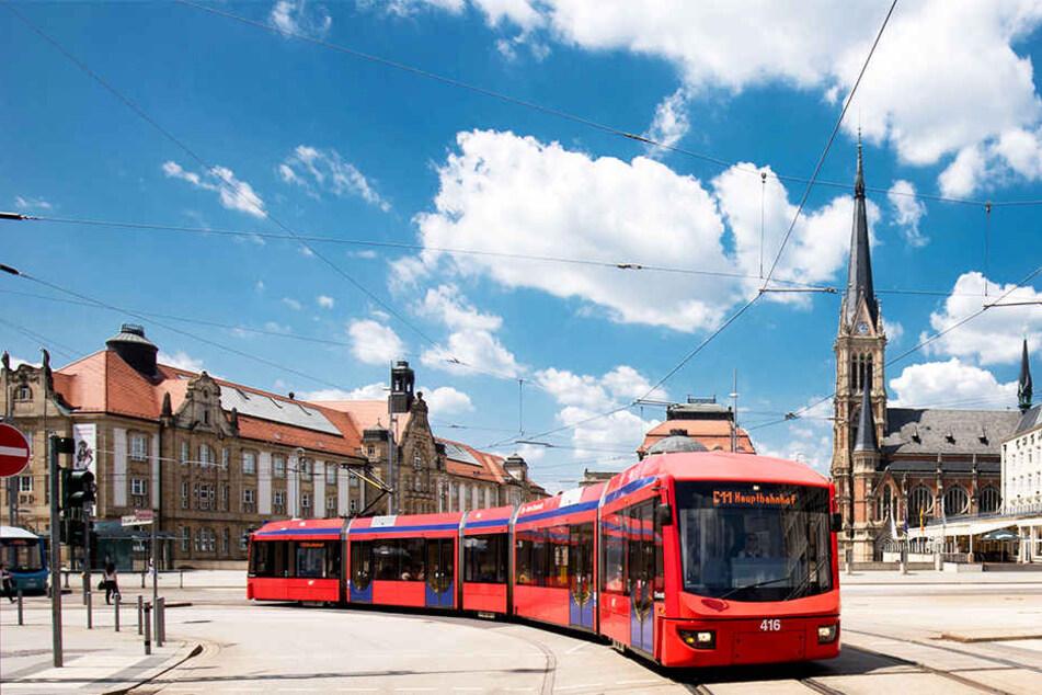 In Chemnitz fährt es sich mit Bus und Bahn besonders günstig, besagt eine Analyse.