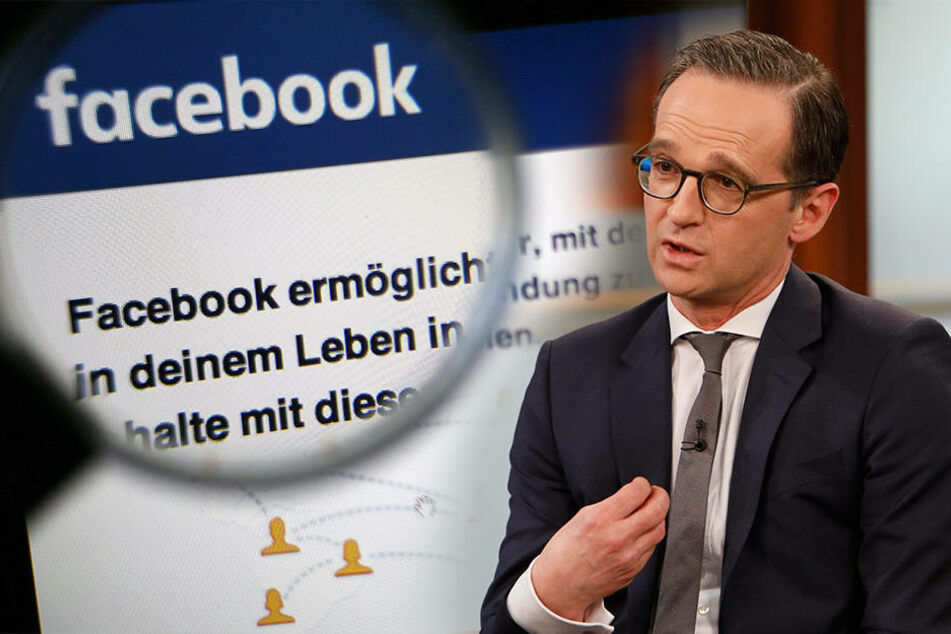 Maas: Bis zu 50 Millionen Euro Strafe für Hass-Kommentar!