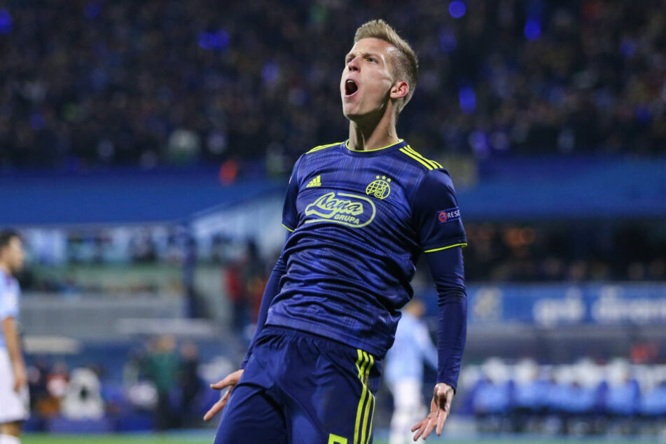 Dani Olmo (21) steht kurz vor einem Wechsel zu RB Leipzig, wenn nicht noch der BVB dazwischen grätscht.