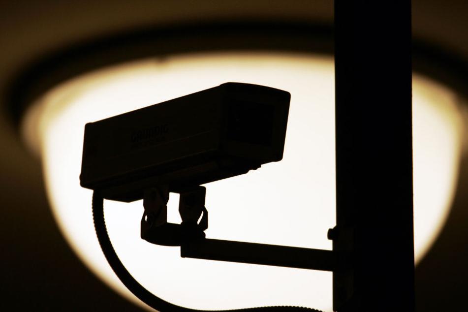Intelligente Kameras sollen Verhaltensmuster erkennen, die auf Straftaten hindeuten. (Symbolbild)