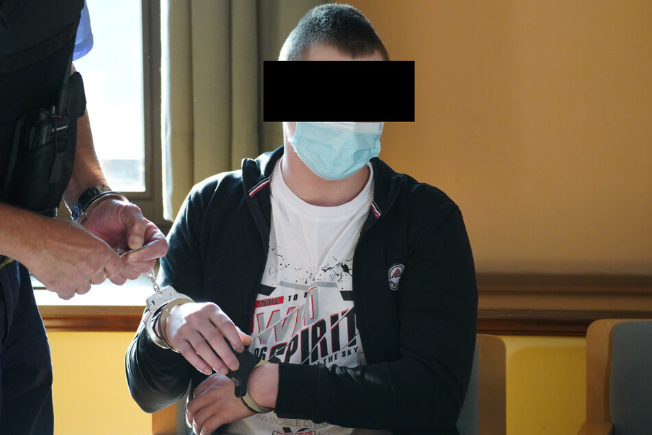 Kacper S. (27) fuhr unter Drogen im Audi der Polizei davon.