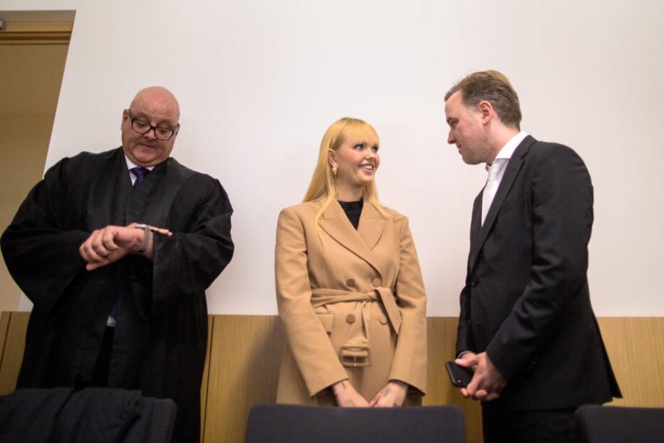 Bonnie Strange wurde vom Düsseldorfer Landgericht verurteilt.