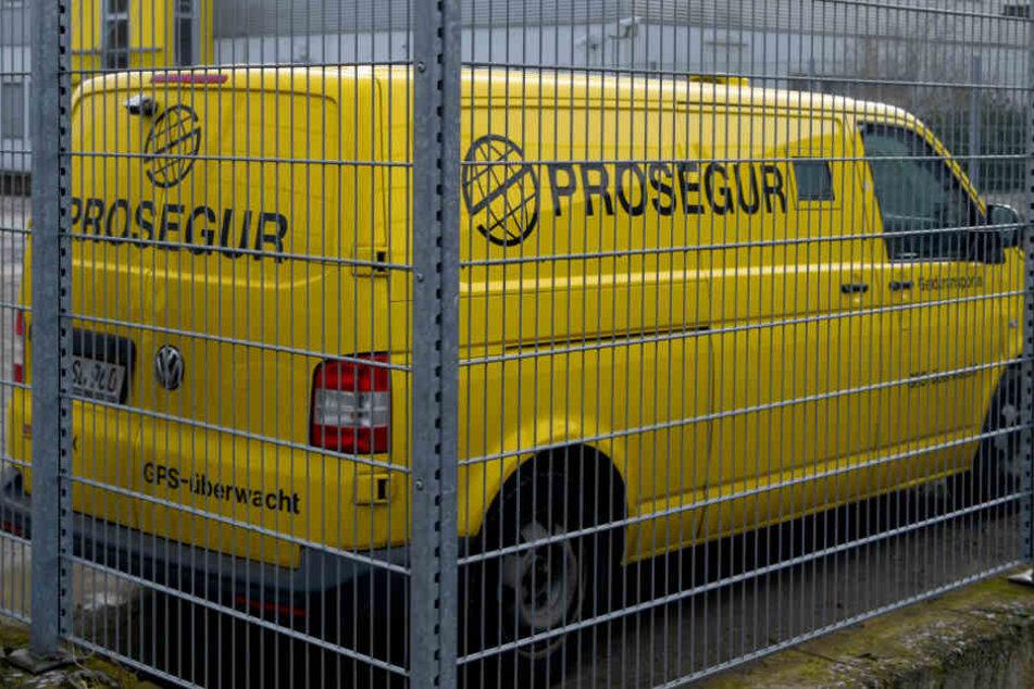 Millionenraub aus Geldtransporter: Zeuge verweigert die Aussage