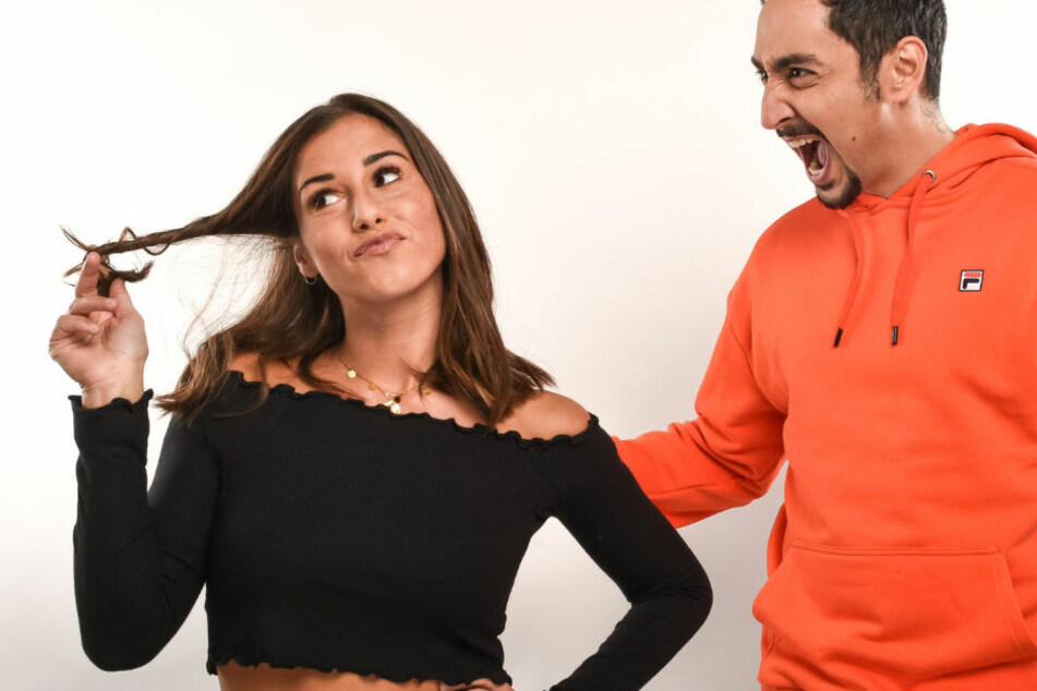 Schlag den Star: Sarah Lombardi und Eko Fresh vor Duell mit Kampfansagen