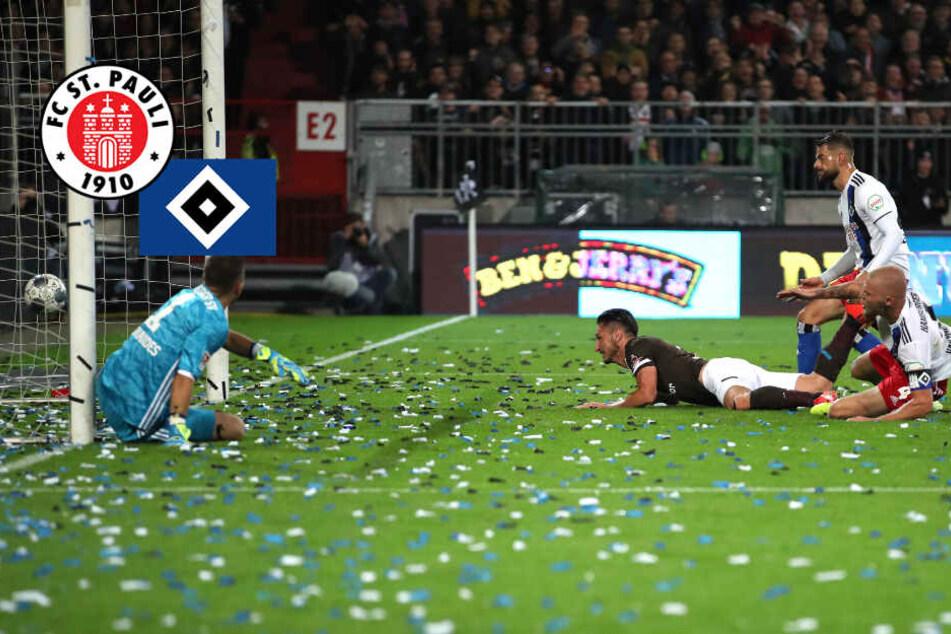 Termin steht! Dann steigt das große Derby HSV gegen St. Pauli