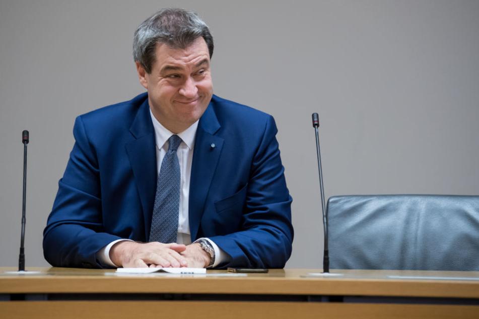 Ministerpräsident Söder (51, CSU) findet, dass viel über Flüchtlingspolitik diskutiert wurde.