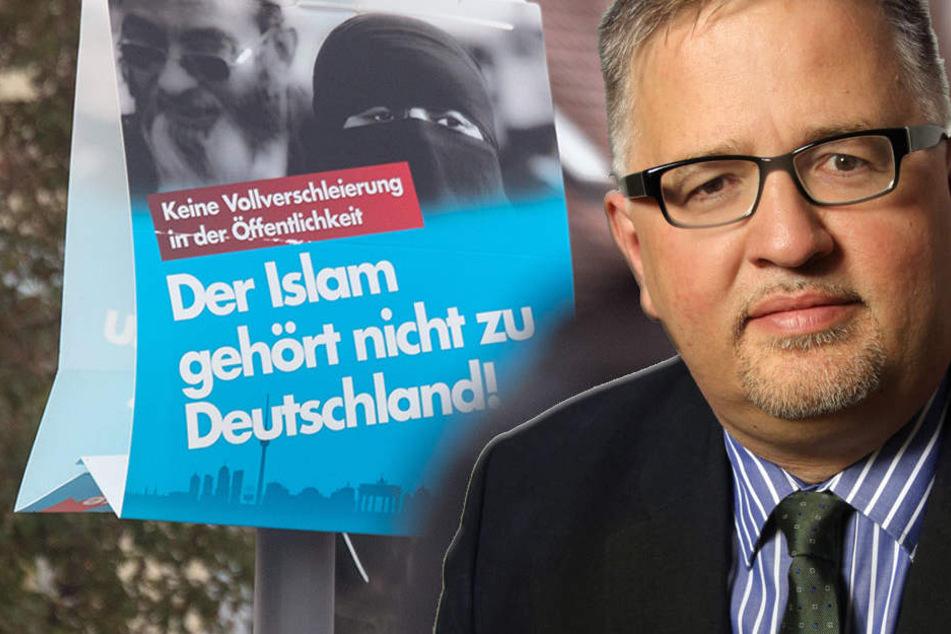 جرمني: اسلام او کډوال مخالف سیاستوال مسلمان شوی