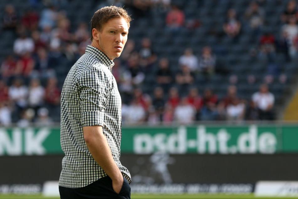 Für Julian Nagelsmann wird es die letzte Saison bei Hoffenheim.