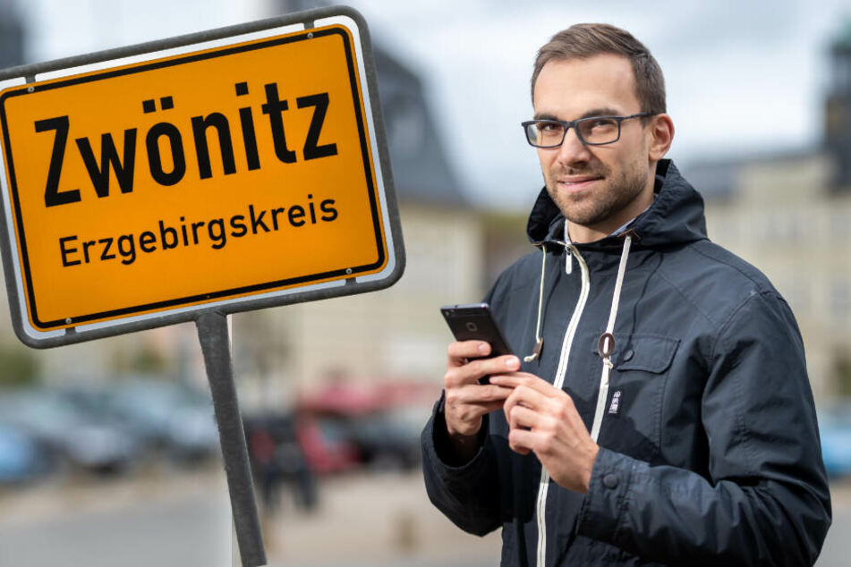 """Smart City"": Zwönitz kriegt 'ne eigene App"