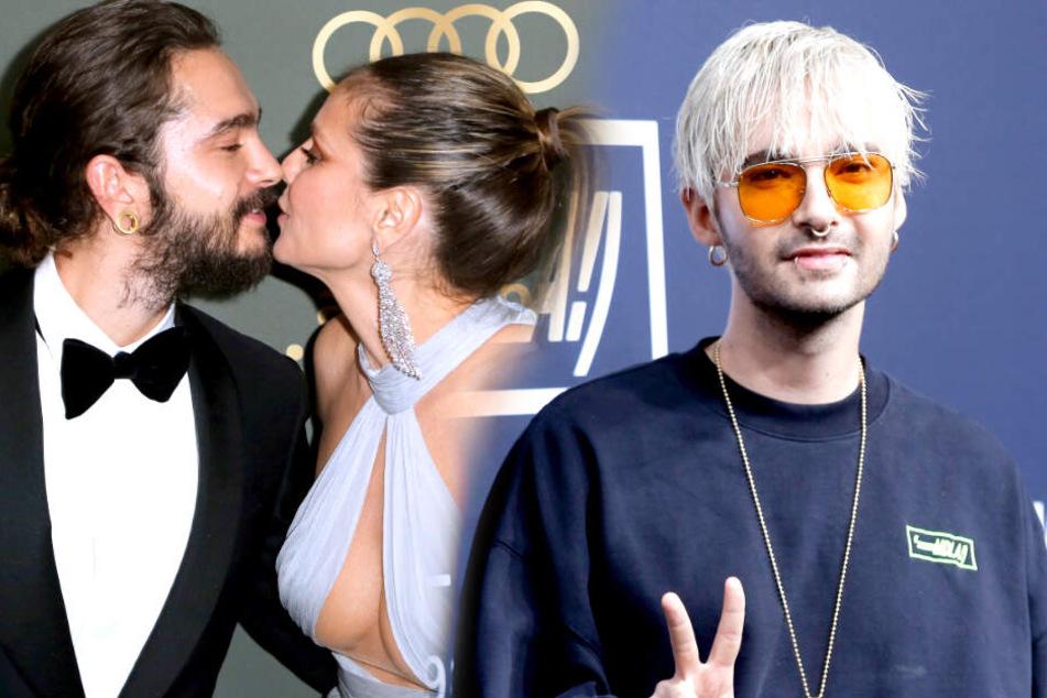 Bruder Bill plaudert aus: Heidi Klum und Tom Kaulitz schon verheiratet?