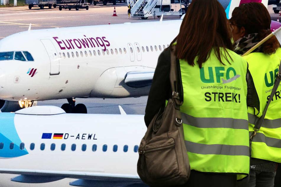 Streik bei Eurowings? Urabstimmung der Flugbegleiter gestoppt