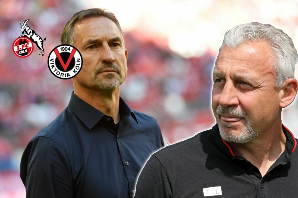 Das Kölner Kräftemessen: Viktoria Köln fordert den FC