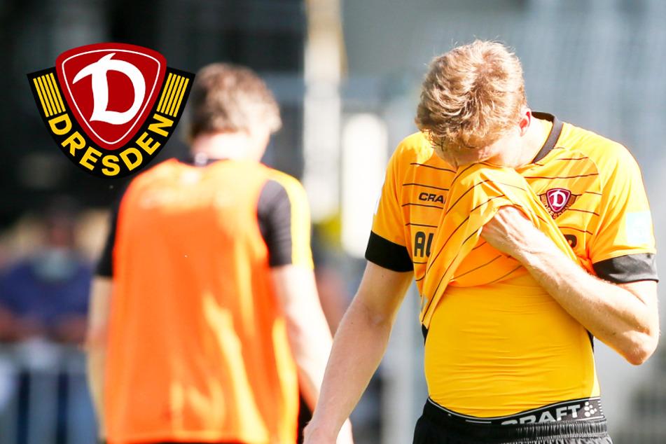 Hartmann will weiter für Dynamo spielen und nennt drei Gründe für den Abstieg