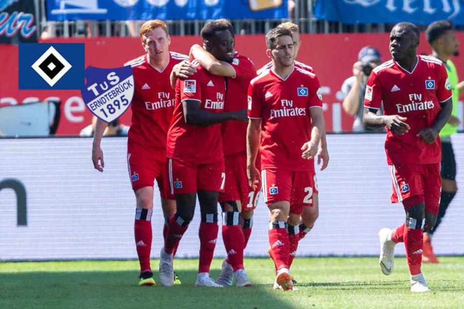 DFB-Pokal: HSV will Pleite gegen Regionalliga-Absteiger vermeiden