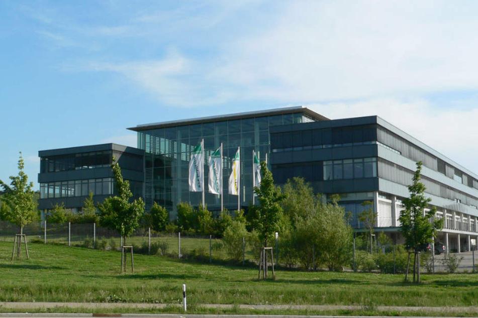 Der Sitz von Bechtle in Neckarsulm. (Archivbild)