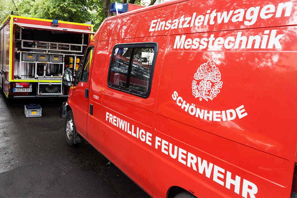 Die Feuerwehren im Erzgebirge werden nach und nach auf Digitaltechnik umgestellt.
