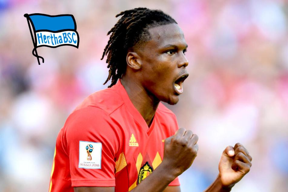 Schnappt sich Hertha diesen Belgien-Star?