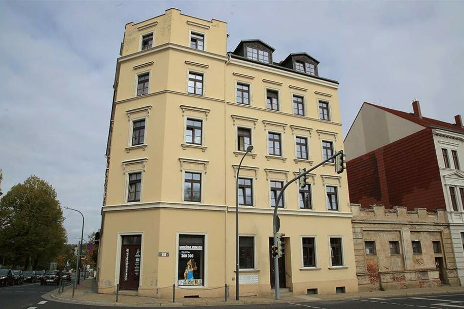 In diesem Haus in der Rauschwalder Straße zu Görlitz geschah die Tat.