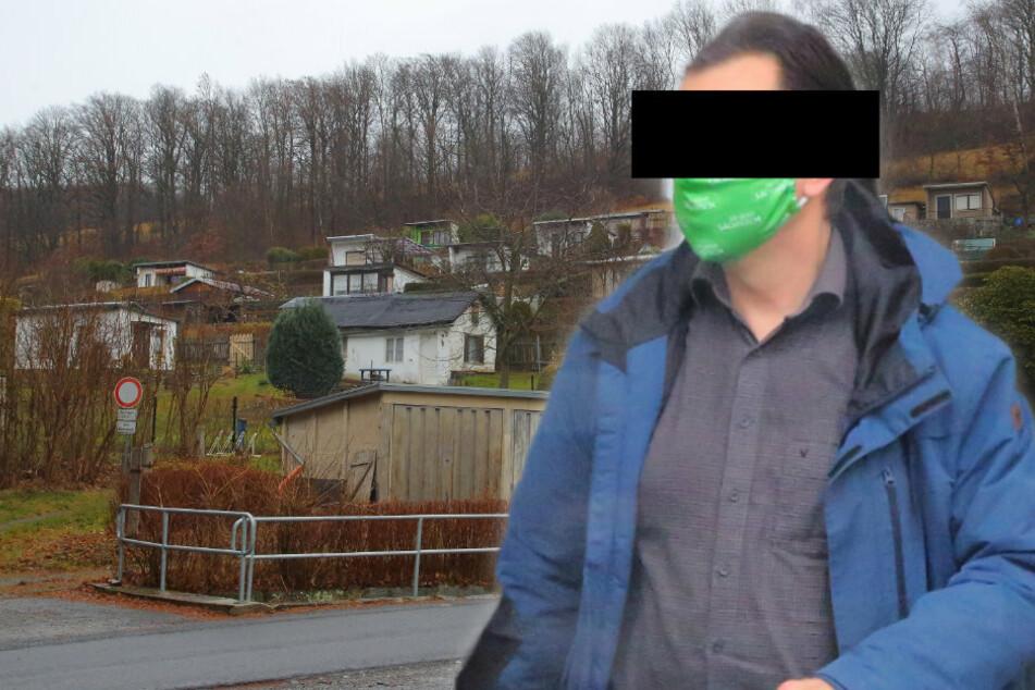 Corona-Sünder muss 1000 Euro Strafe zahlen, weil er im Garten war