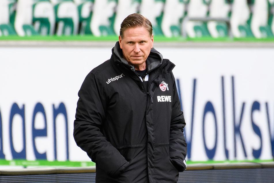 Markus Gisdol (51), Trainer des 1. FC Köln, kämpft gegen den Abstieg und um seinen Job als Trainer.
