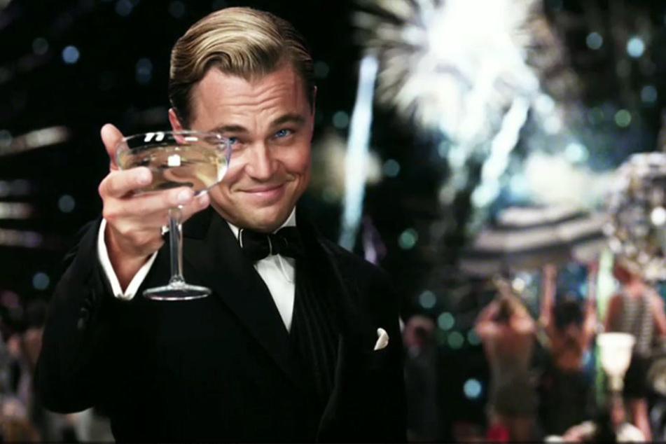 Das Filmvorbild: Leonardo DiCaprio spielte 2013 den geheimnisvollen Millionär und Lebemann Jay Gatsby.