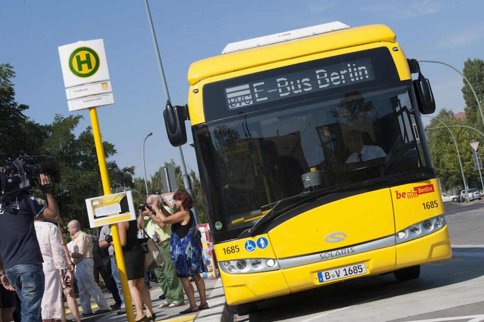 Sauber! Berliner BVG kauft 30 Elektro-Busse für 18 Mio. Euro