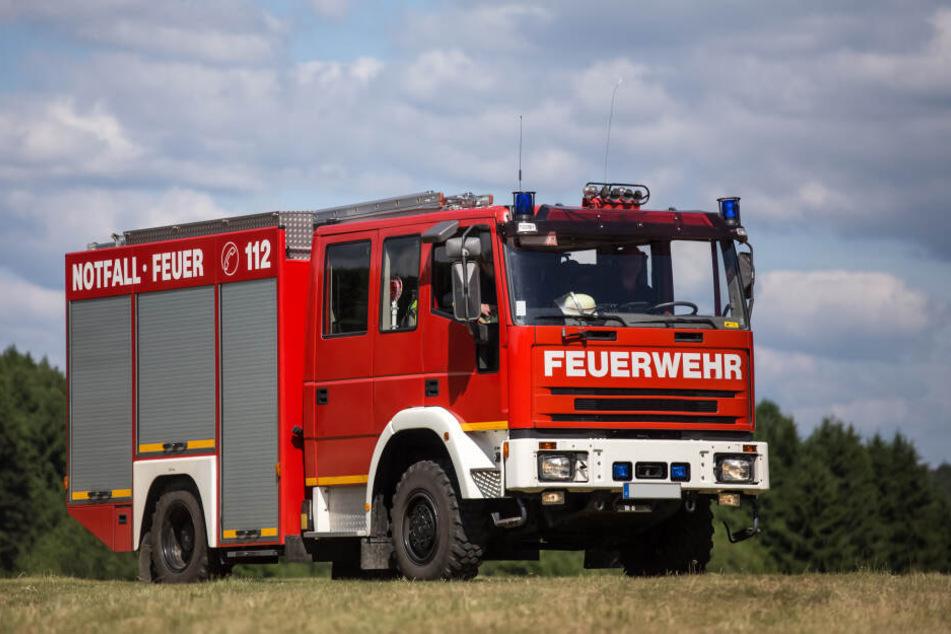 Innerhalb kurzer Zeit brannte eine Fläche von rund 2000 Quadratmetern. (Symbolbild)