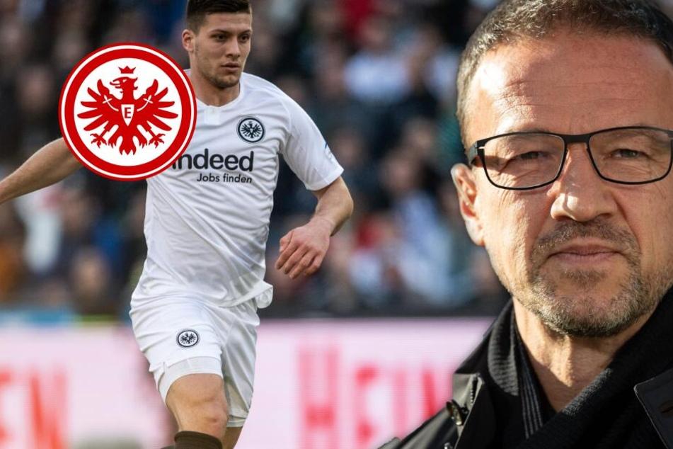 Schnappen die Bayern der Eintracht Jovic weg? Jetzt redet Bobic Klartext!