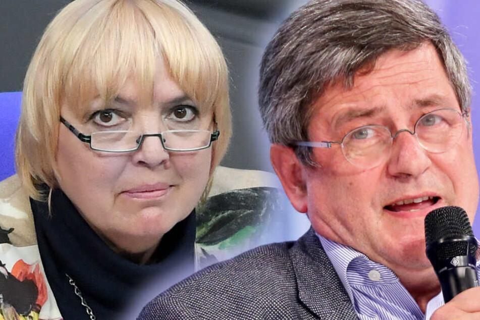 """""""Neurechte Plattformen"""": Roland Tichy unterliegt Claudia Roth"""