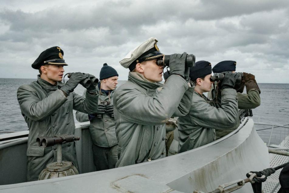 """Szene aus der Serie """"Das Boot""""."""