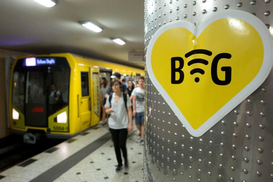 Na endlich! Schnelleres Internet für alle BVG-Kunden