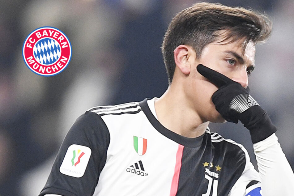 FC Bayern: Juve-Star Paulo Dybala als Mega-Transfer in diesem Sommer?