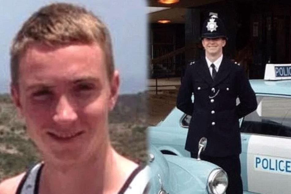 Lee Martin-Cramp arbeitete seit 2014 bei der britischen Polizei.