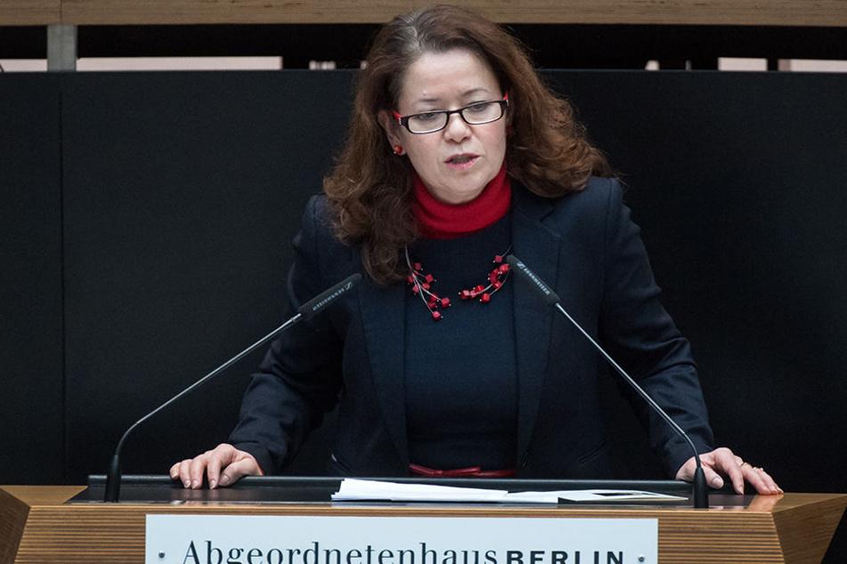 Ülker Radziwill (51) ist seit 1994 SPD-Mitglied.